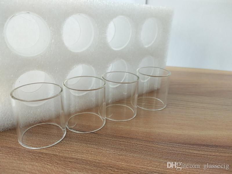Capsules de rechange en tube de verre Pyrex pour Kanger Topbox Mini Kit de démarrage Toptank Mini Tank livraison gratuite