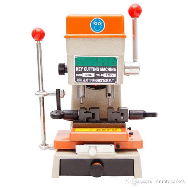 368A Auto Auto DEFU Laserschlüssel Schneiden Kopie Duplalite Maschinenschneider Auto Lock Pick Gun Haken Kit Set Offene Tür