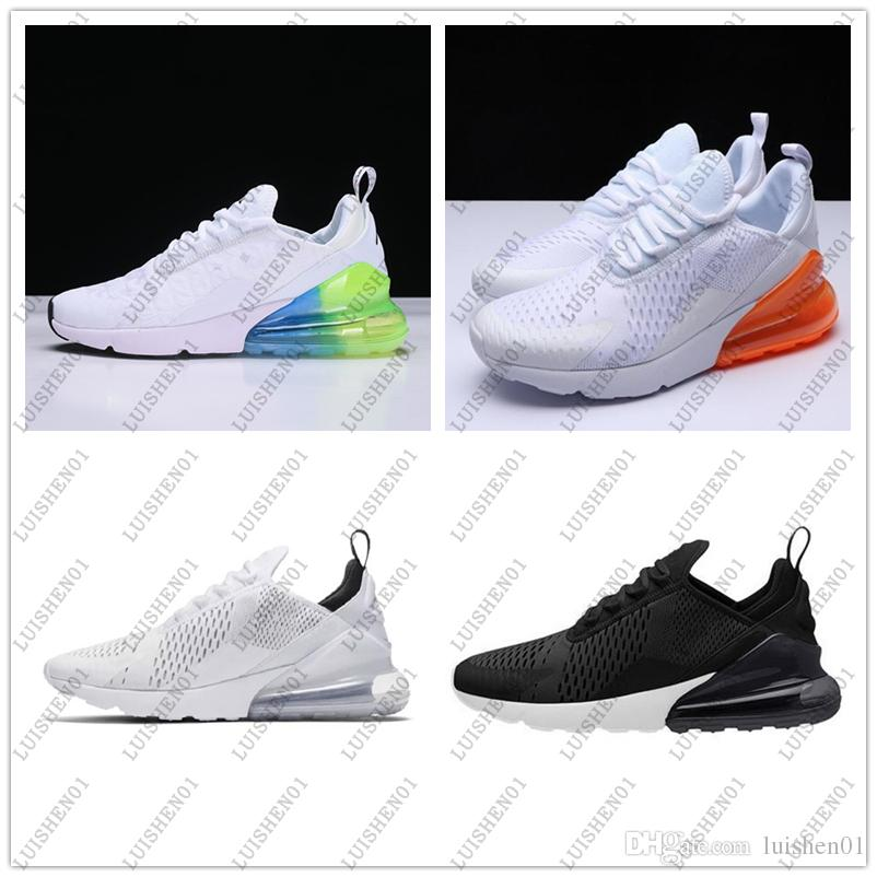 b00040d52bd90 Cheap New Arrivals 2018 French Champion 270 Men Shoes Maxes Cushion Triple  Mens Sneakers Fashion Air Athletics Trainers Running Shoes Size36-45