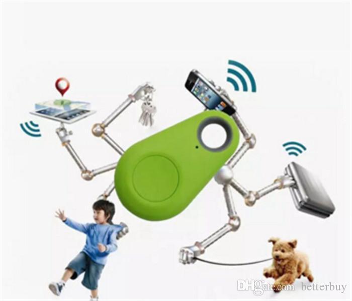 Mini Wireless Phone Bluetooth 4.0 Keine GPS-Tracker-Alarm iTag Key Finder Sprachaufzeichnung Anti-verlorene Selfie Shutter