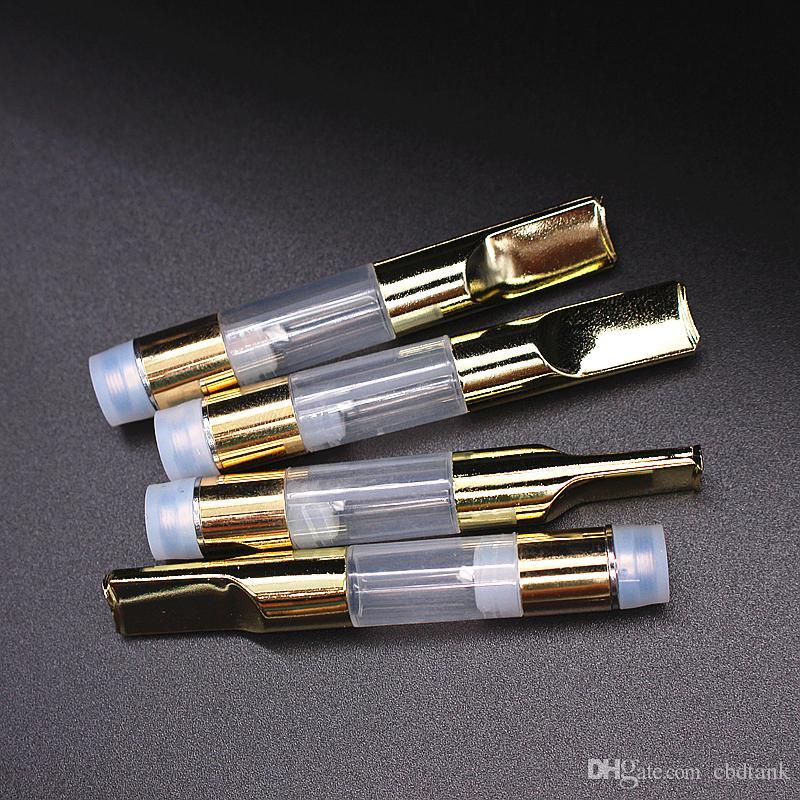 золотой Cartridage CE3 Atomizer для O PEN Vape Ego Battery Wax Wee d Vaporizer 510 Резьбовые сигареты для сигарет E оптом