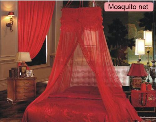 red princess mosquito net canopy bites protect fits full queen bed size mosquito net fabric folding mosquito net from aldrichy 13793 dhgatecom