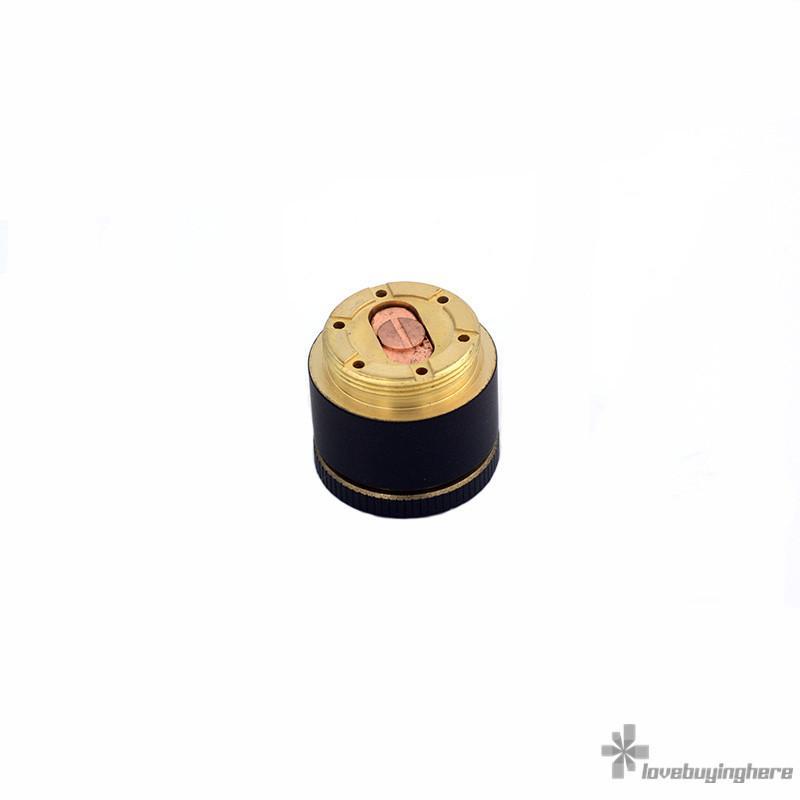 Classique Mech Mod temps AV Keeper Vape Mods laiton Tube métal chronométreur simple 18650 Batterie pour détail Epacket Livraison gratuite