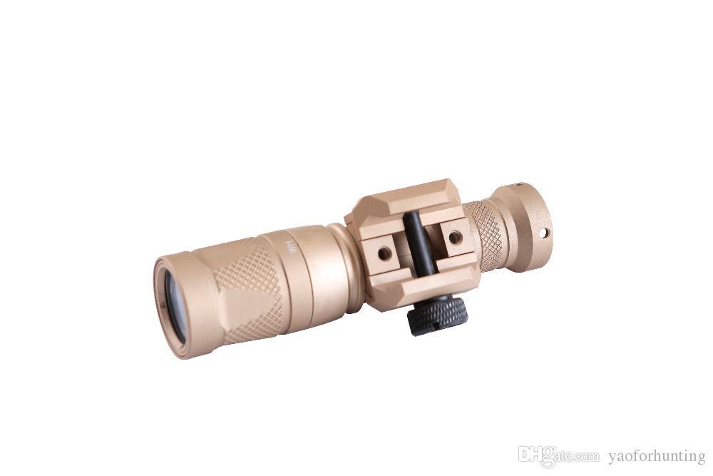M300V SF Scout luce LED torcia tattica costante / IR / uscita momentanea tattico pistola torcia con torcia la caccia