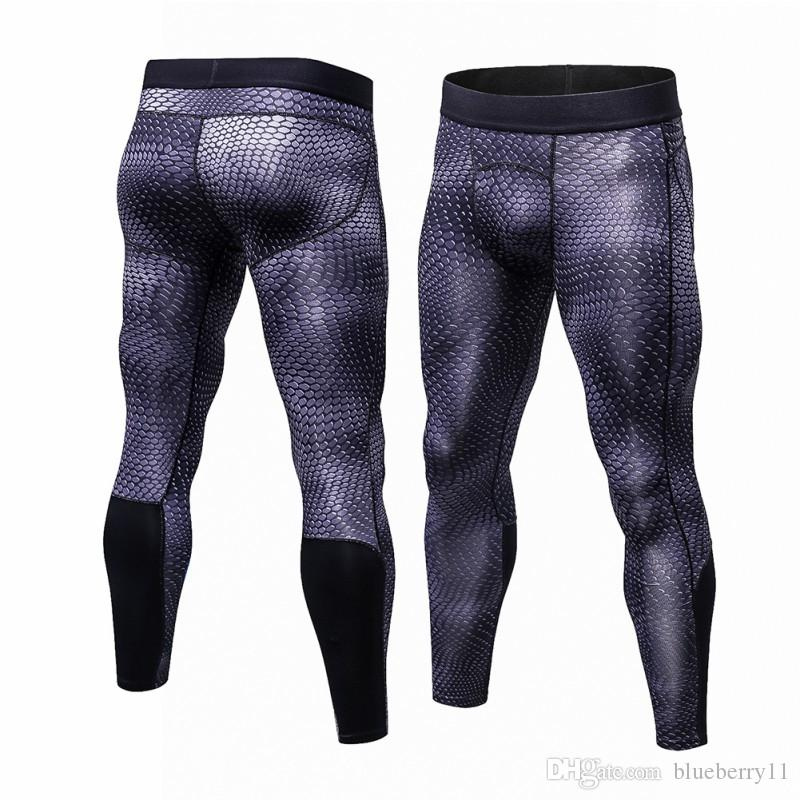 33aaaf792 2019 Leggings New Tights Compression Pants Jogger Pantalones Hombre  SportTrousers Wicking Sportswear Pants Men Plus Size S 3XL From  Blueberry11