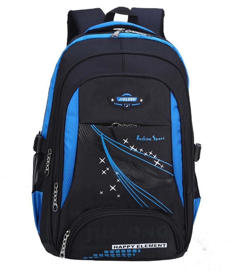 e2347dc10ef4 2018 Hot New Children School Bags For Teenagers Boys Girls Orthopedic  School Backpack Waterproof Satchel Kids Book Bag Mochila Y18100704 Picnic  Backpack ...