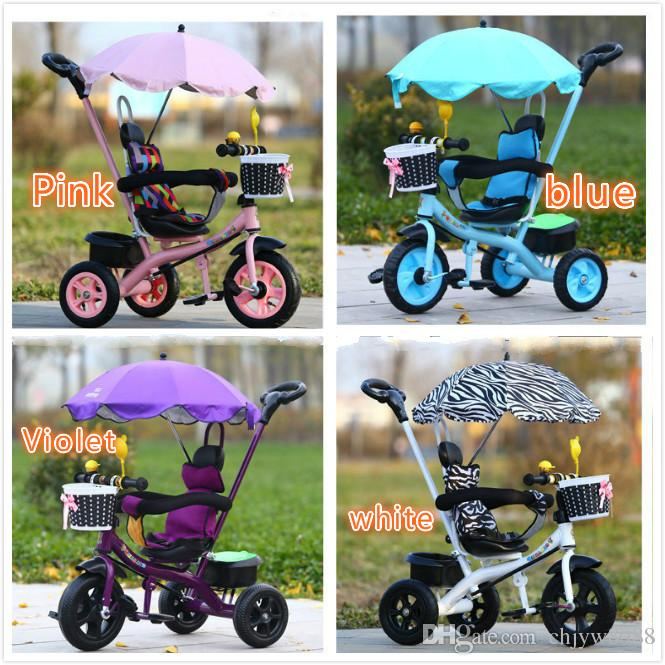 Baby carriage,pram, baby-car,Barnvagnen,Large children tricycle, bicycle  child carrier, 1--3--5--7 year old baby trolley, bicycle