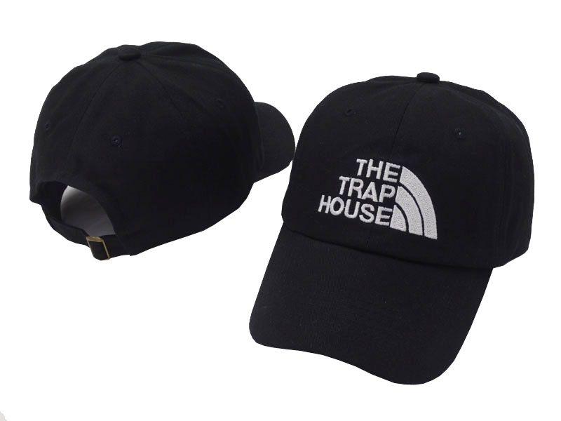613e65dd233 The Trap House Visor Snapback Hats For Men Women Summer Cotton Baseball Cap  Outdoor Sport Peaked Bone DEUS 6 Panel Caps Black La Cap Flexfit Cap From  ...