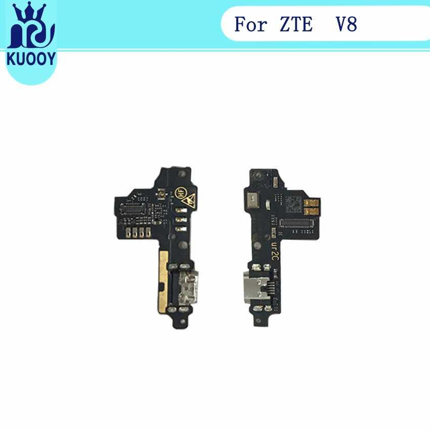 OEM New For ZTE Blade V8 USB Dock Charger Charging Port Data Transfer  Connect Connector Flex Cable Replacement Part
