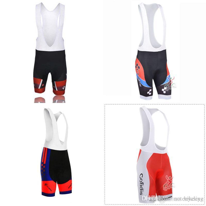 b26deee30 COFIDIS CUBE Team Cycling Bib Shorts Man Bike Clothing Breathable ...