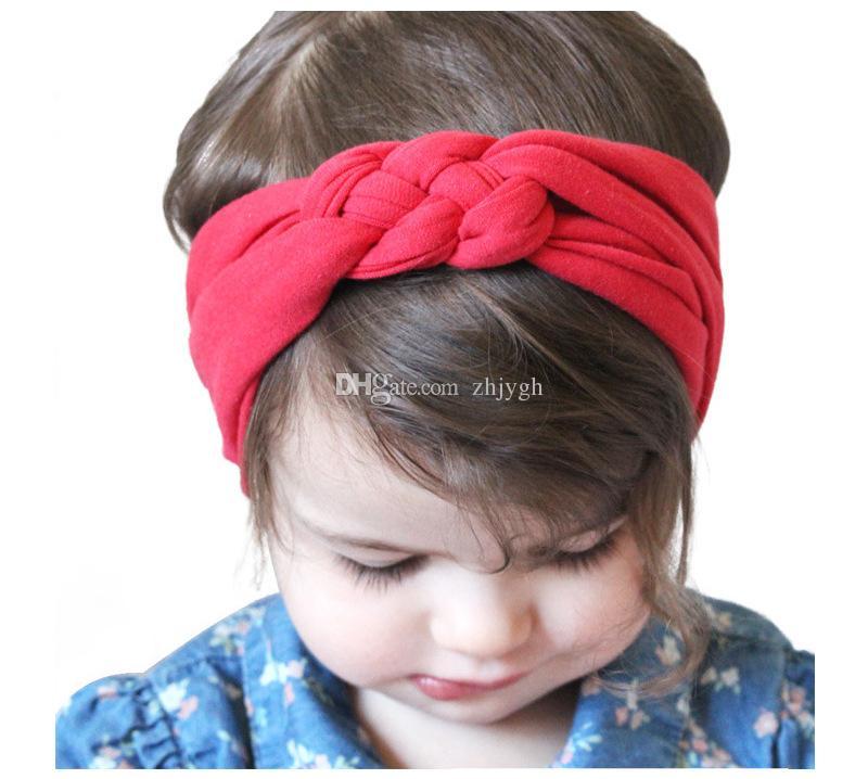 Toptan çocuk Hairbands, Bebek Sevimli Çin Hairbands, Bebek Saç Aksesuarları Headdress Çocuklar Dekoratif Saç Setleri, 12 Renkler, Ücretsiz Gemi
