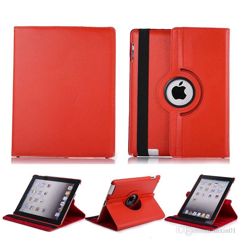 360 вращающийся флип PU кожаный чехол подставка для iPad 10.2 10.5 9.7 2018 2 3 4 5 6 Мини Samsung Tab P200 T510 T515 T720 T590 T860 T290