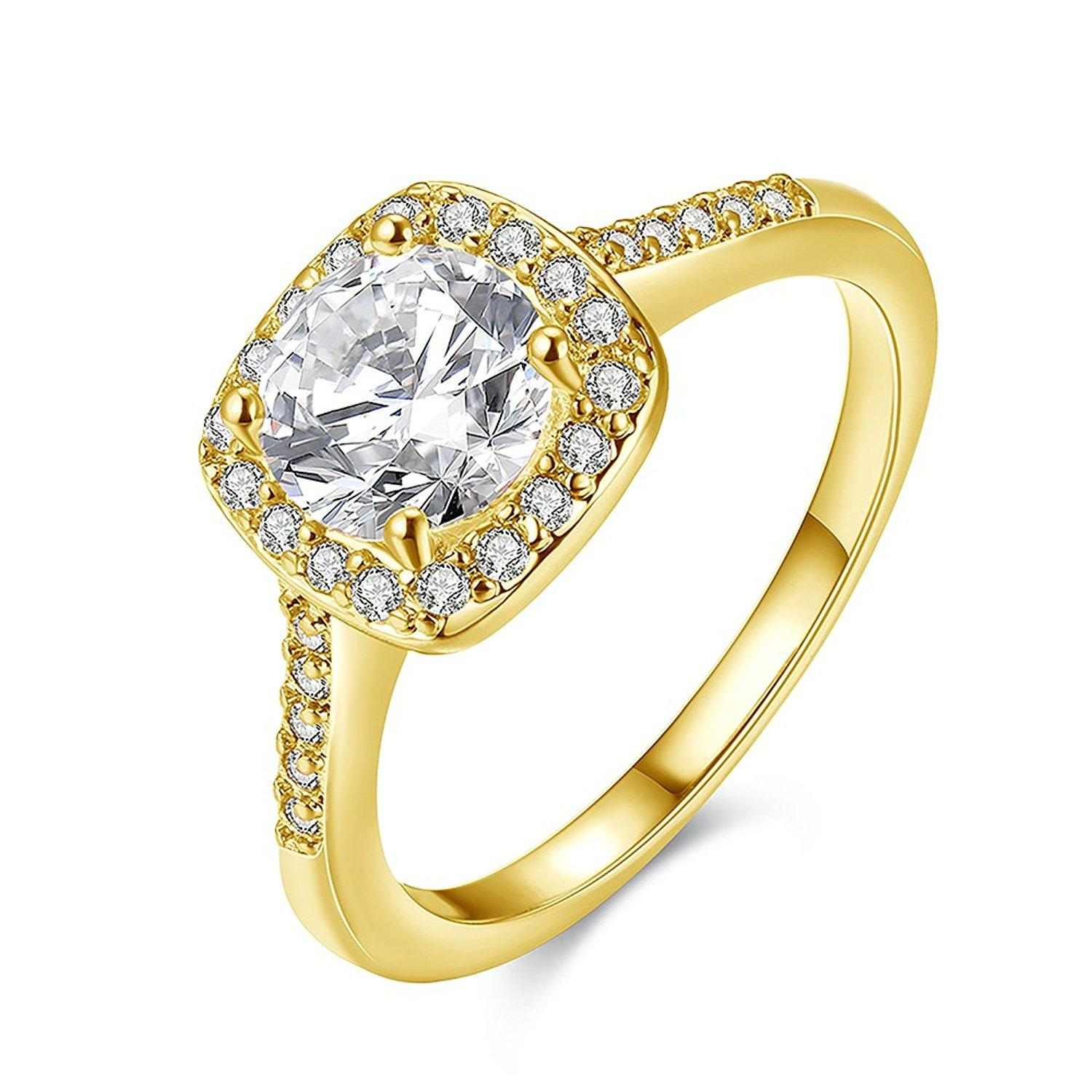 buy on gold moissanite shop royal livemaster metal golden online in ring item rings handmade yellow