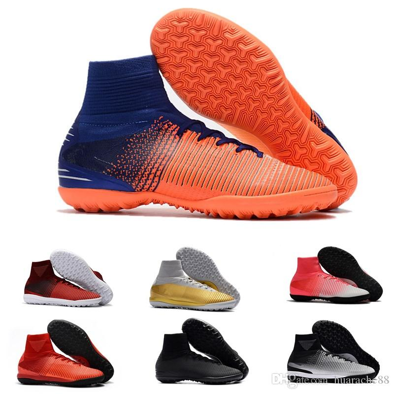 68e02dcc782f 2019 Mens TF CR7 Mercurial Superfly V Classical Designer Sneakers Soccer  Shoes Soccer Cleats Football Boots Youth Cristiano Ronaldo From Huarache88