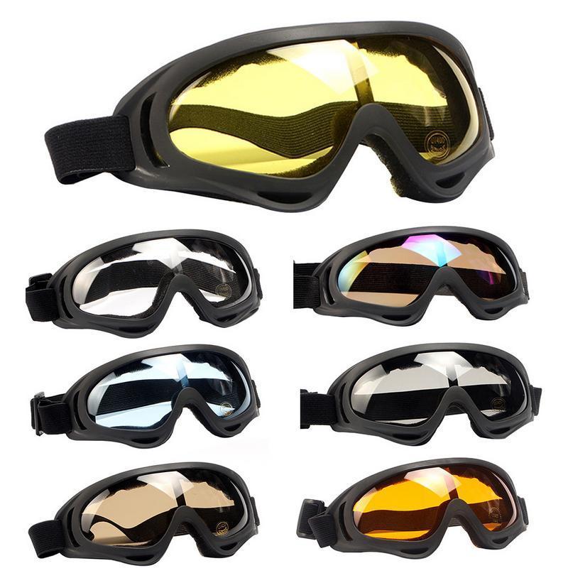 Compre Esportes Ao Ar Livre Óculos De Proteção Óculos Ultravioleta  Windshield Cross Country Óculos De Esqui Óculos De Equitação Equipamentos  De Ciclismo De ... a811831bc3
