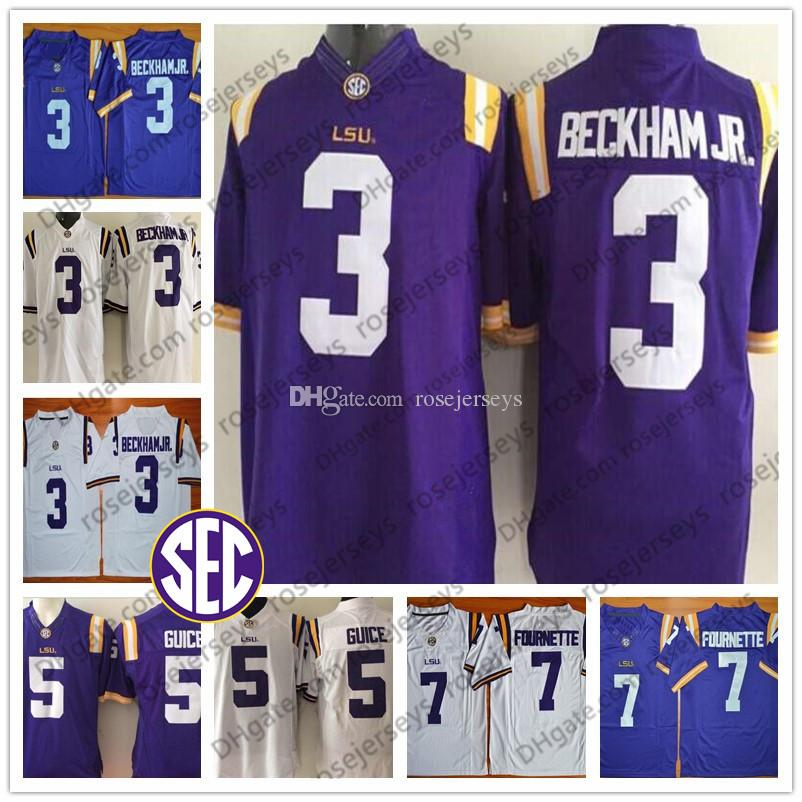 ... australia online cheap ncaa lsu tigers 3 odell beckham jr. hot sell  jersey 7 leonard c22cfa08e