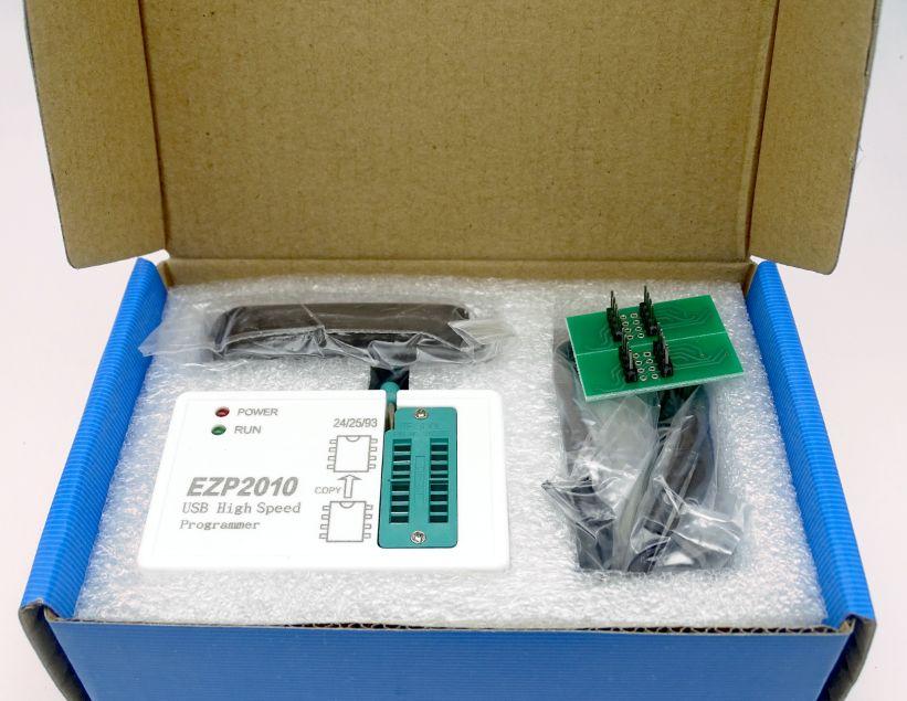 Hot EZP2010 High-speed USB SPI Programmer Support24 25 93 EEPROM 25 Flash  BIOS Chip