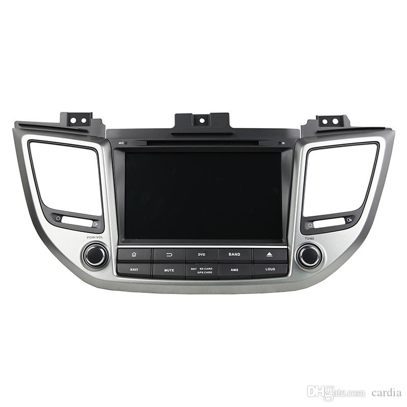 Car DVD player for HYUNDAI TUCSON IX35 8inch Andriod 8.0 Octa core with GPS,Steering Wheel Control,Bluetooth
