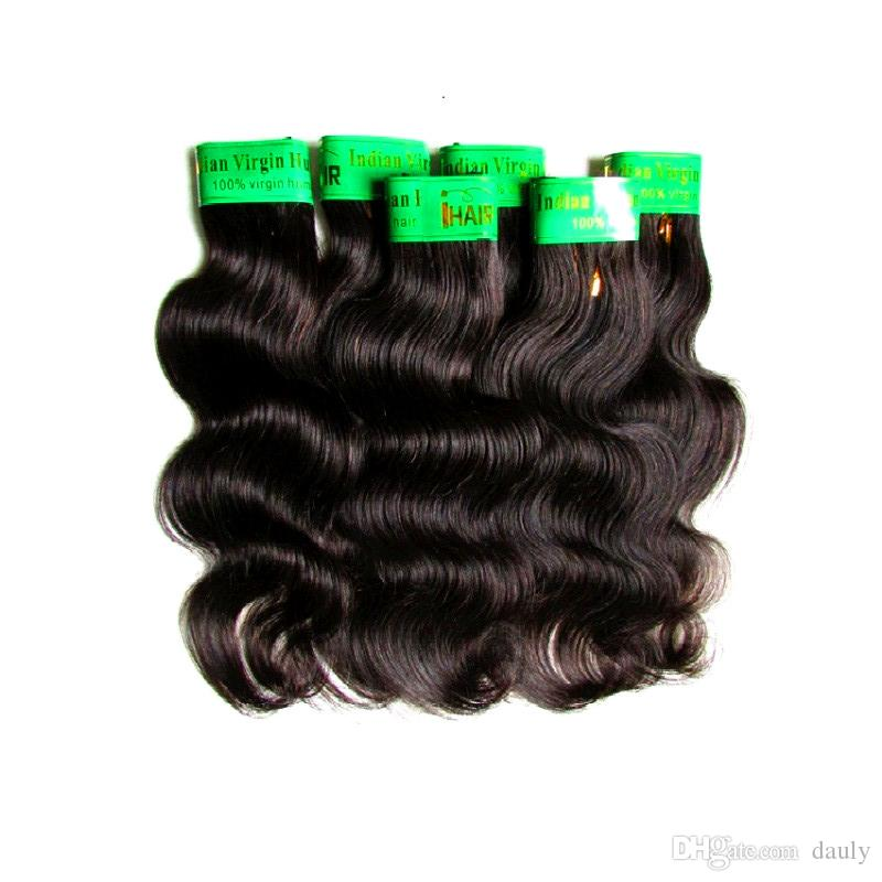 Wholesale Indian Body Wave Remy Human Hair 3kg 60bundle Clearance