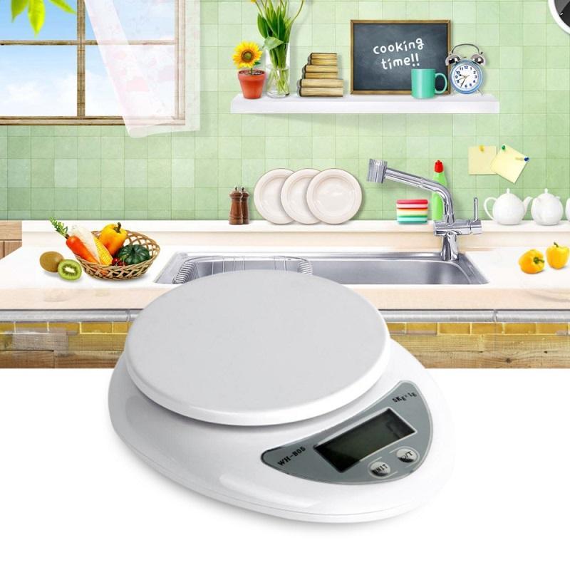 Купить оптом электронные цифровые весы светодиодные кухня питание.