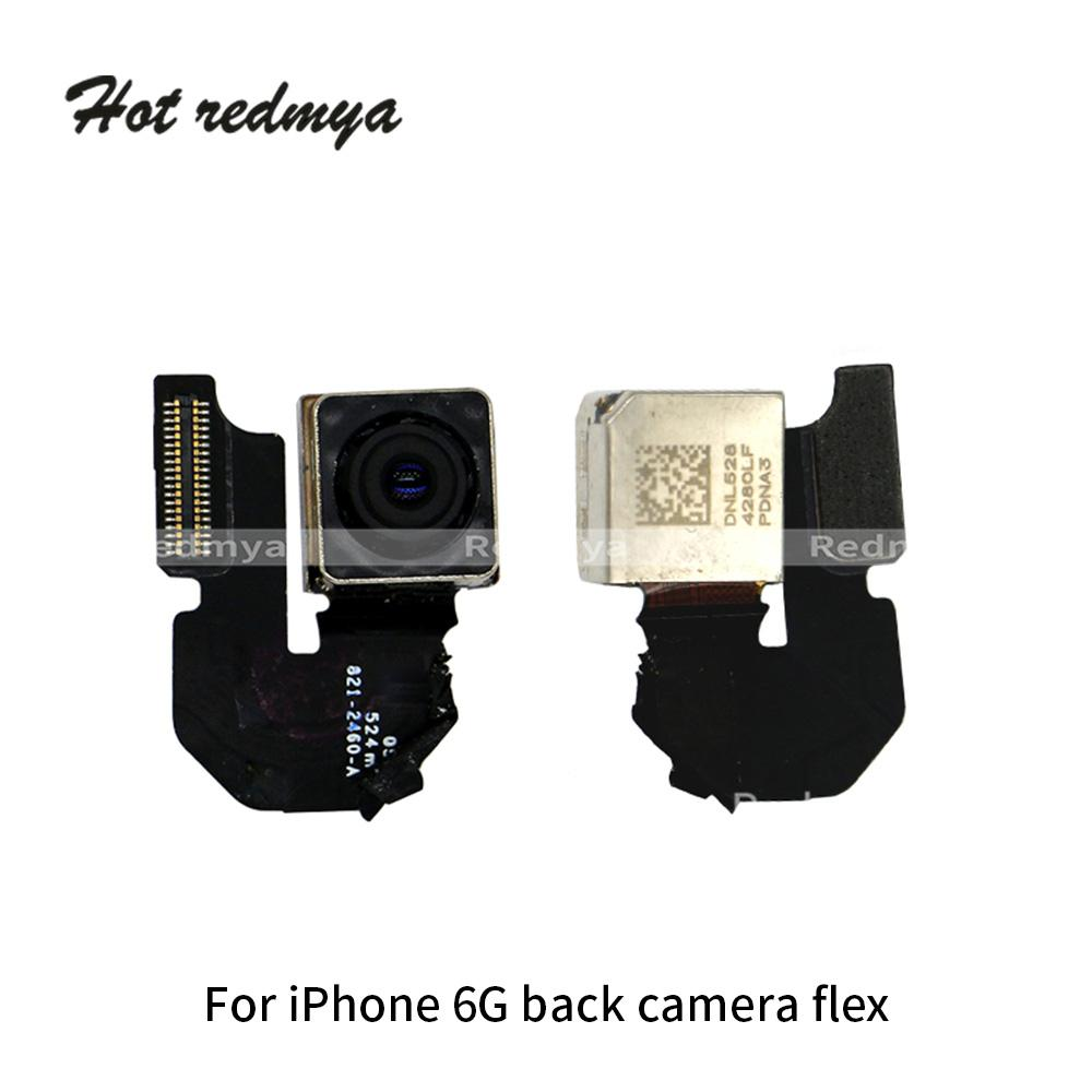 Back Rear Camera For Apple iPhone 5 5G 5S 6G 6Plus Rear Main Big Back Camera Module Flex Cable Replacement Fast shipping