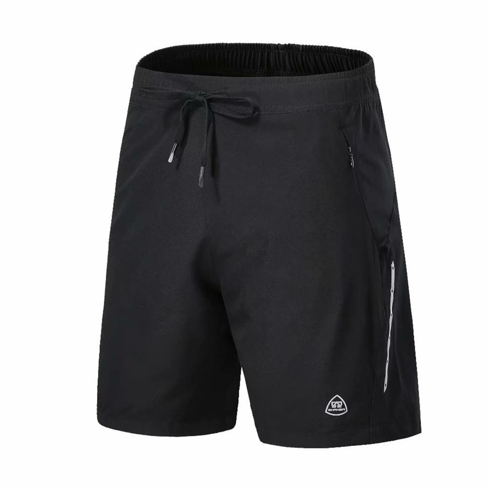 Lauf Laufshorts Männer Atmungs Jogging Shorts Gym Training Jogginghose Mit Tasche Atmungs Quick-dry Lauf Shorts Jogginghose