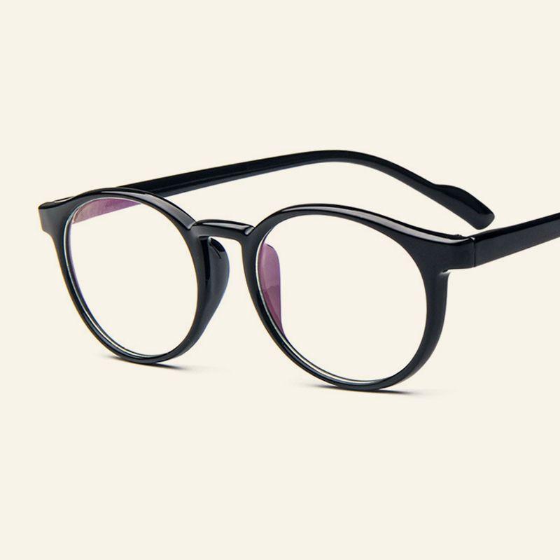 a1b97801b626 Fashion Classic Men And Women Tide Round Frame Retro Glasses Small ...