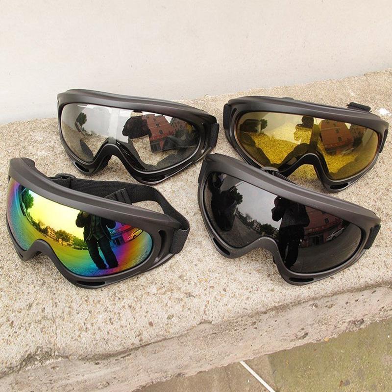 47bf6753651e9 Compre Mayitr Motocicleta Motocross ATV Dirt Bike Off Road Adulto Óculos  Óculos Proteção Óculos Esporte Esqui Universal De Mumianflo,  27.08    Pt.Dhgate.Com