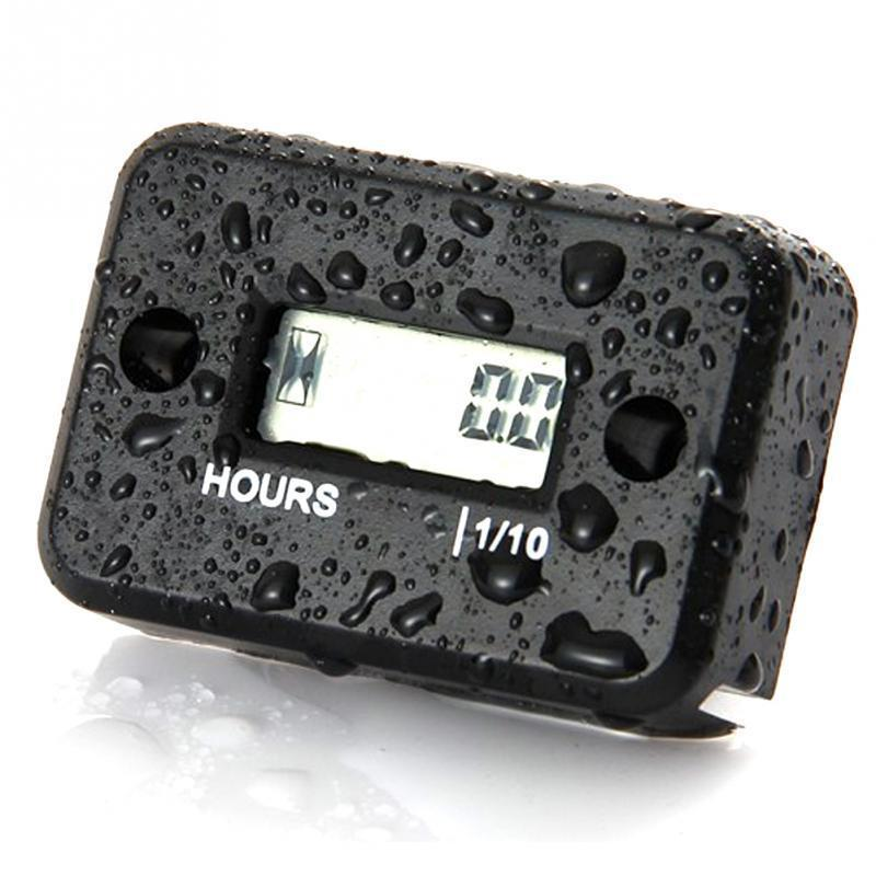 2019 digital engine tach hour meter tachometer gauge inductive lcd for  gasoline engine racing motorcycle atv mower snowmobile boat from  dhgatetop_company,