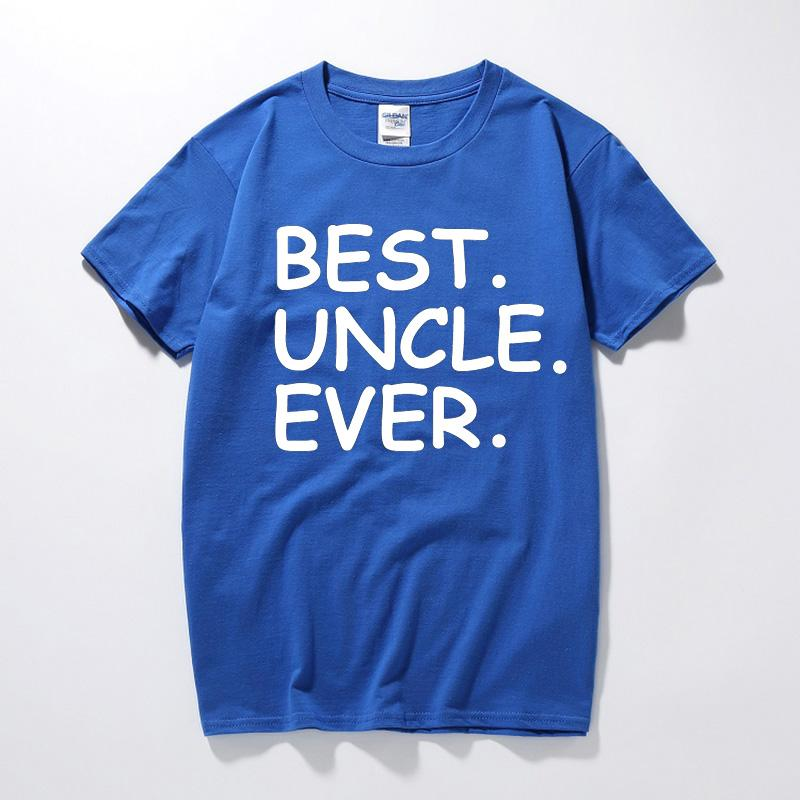 MenS Present T Shirt Best Uncle Ever Holiday Birthday Gifts Ideas For Dad Father Shop Online Shirts From Geshstore 242