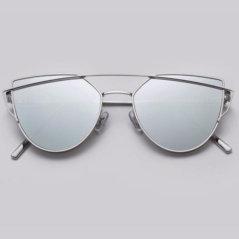 f9416501e6621 Großhandel Legierung Rahmen Uv400 Schutz Objektiv Sonnenbrille Für Frauen  Marke Designer Hohe Qualität Oculos De Sol Feminino Vintage Fashion Shades  Von ...