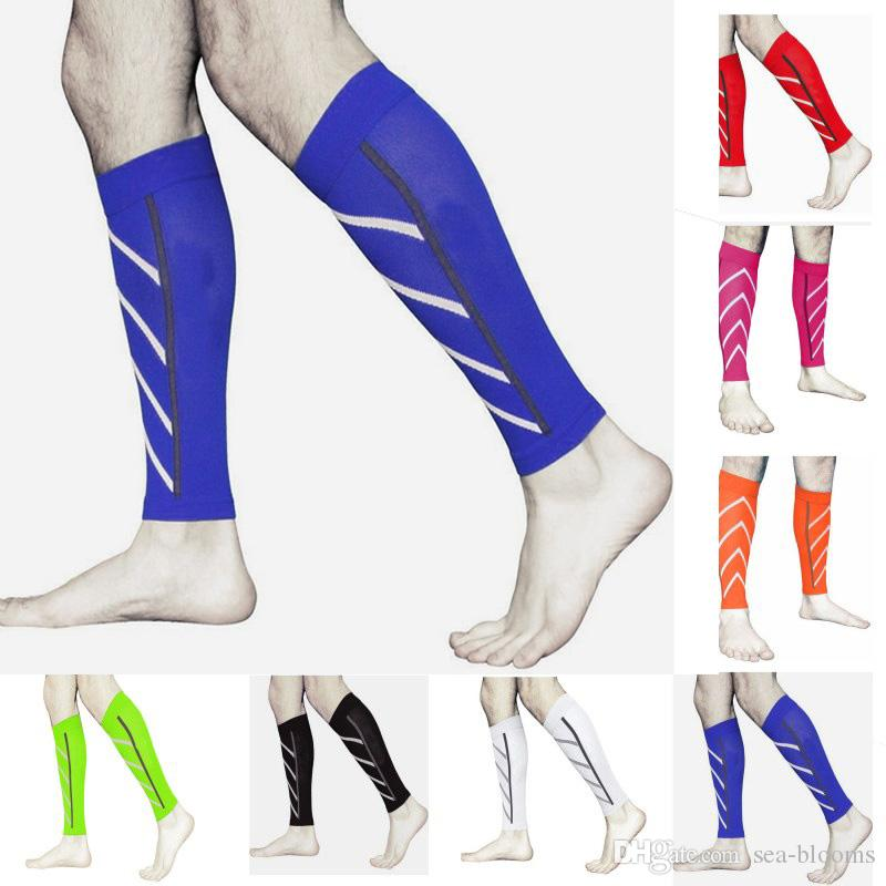 14639a06a4 2019 Compression Calf Sleeves For Men & Women Best Footless Compression  Socks For Shin Splints Running Leg Pain & Nurses FBA Drop Shipping G471Q  From Sea ...