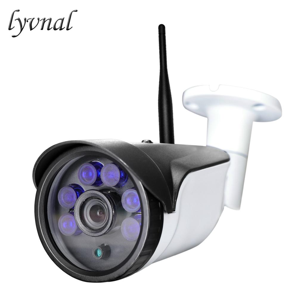 wifi camera 960p wireless ip camera 1 3MP with two way audio p2p onvif  waterproof outdoor Security WiFi system