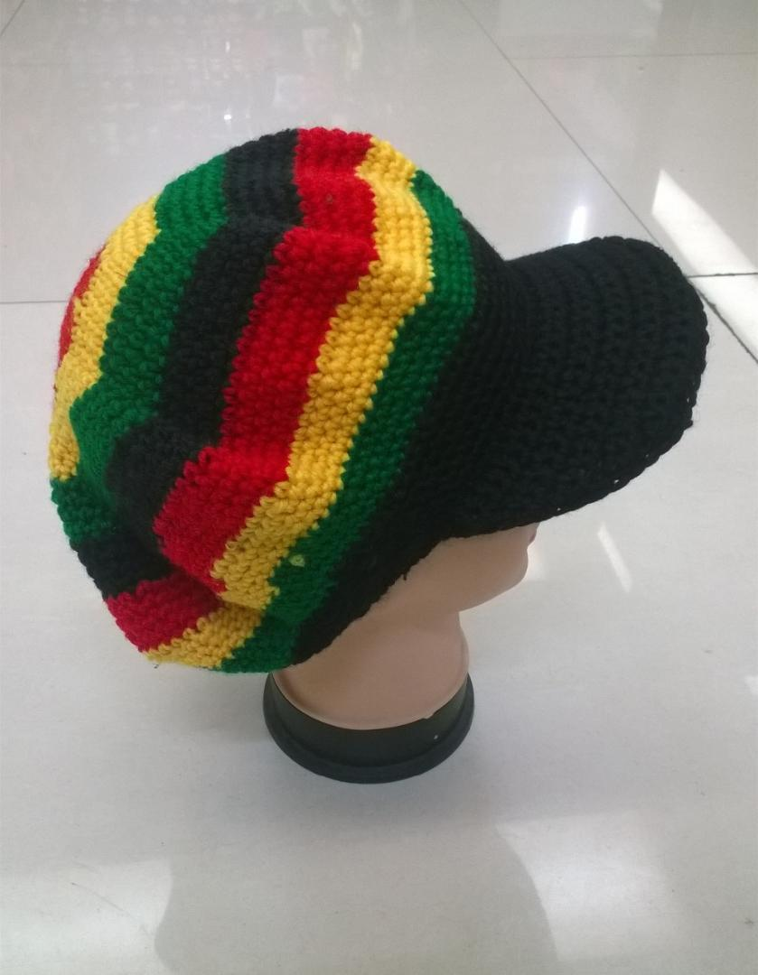 888f44943c3 2019 Bob Marley Jamaica Rasta Beanie Hat Warm Cap Winter Reggae Multi  Colored From Xuelianguo