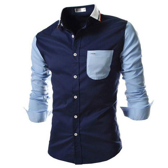 ee897a68ad0 Compre Camisa De Vestir Para Hombre Camisa De Manga Larga Para Hombres  Banquetes De Negocios Camisas Formales Para Hombres Camisas Suaves  Ocasionales Para ...