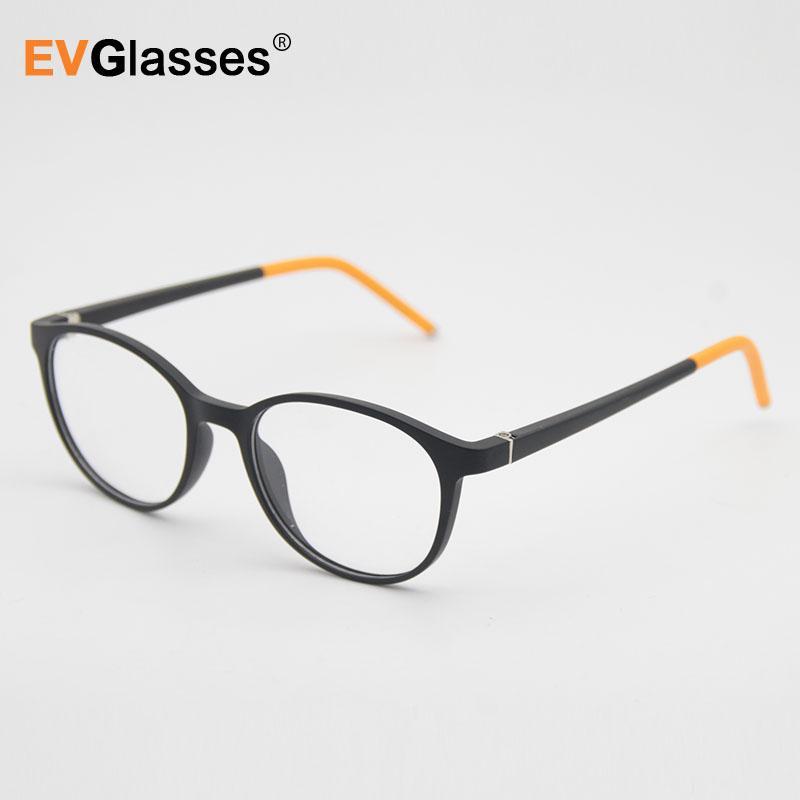 7a03b414a3 2019 EVGlasses Kids Optical Glasses Frames Boy Girl Prescription ...