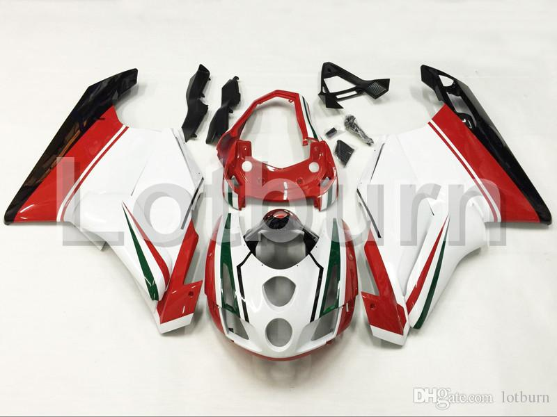 High Quality ABS Plastic Fit For Ducati 749 999 2003 2004 03 04 Moto Custom Made Motorcycle Fairing Kit Bodywork A495