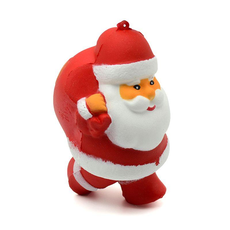Großhandel Neue Squishy Spielzeug Simulation Weihnachtsmann Langsam ...