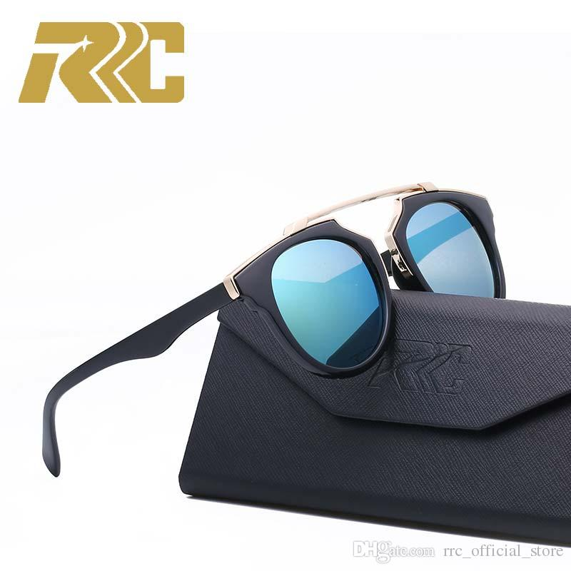 32da1fb72014 RRC Ray Bain Sunglasses Adult UV400 Ray Bain Sunglasses Women Pilot ...