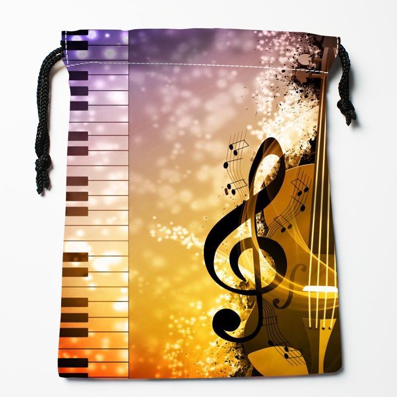 1363fefa3c Custom Music Bags Custom Printed Gift Bags More Size 27x35cm ...