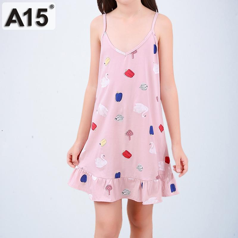 Teenage Girls Night Dress