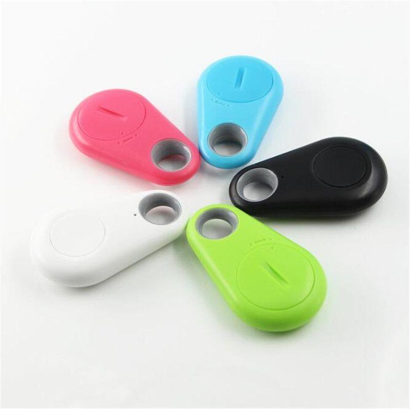 Hot sale Mini Smart Finder Bluetooth Tracer Pet Child GPS Locator Tag Alarm Wallet Key Tracker