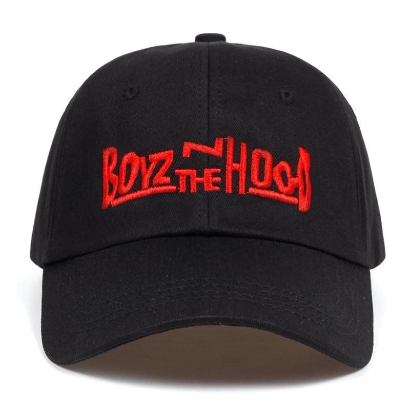 42e6c1deb9c 2018 New High Quality Cotton% Boyz N The Hood Dad Hat For Men Women Hip Hop  Snapback Caps Baseball Cap Golf Hats Bone Garros Cool Hats Lids Hats From  Fengzh ...