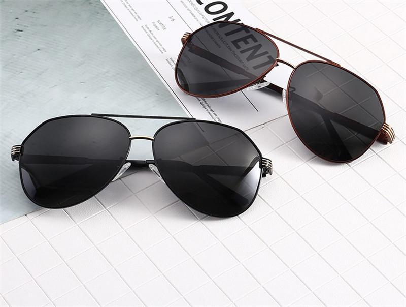e5ef5e05111 2018 Brand Sunglasses New Stylish Tide Designer Sunglasses Fashion Luxury  Sunglasses For Men BZ Glass UV400 Sport 4 Style With Box Police Sunglasses  ...