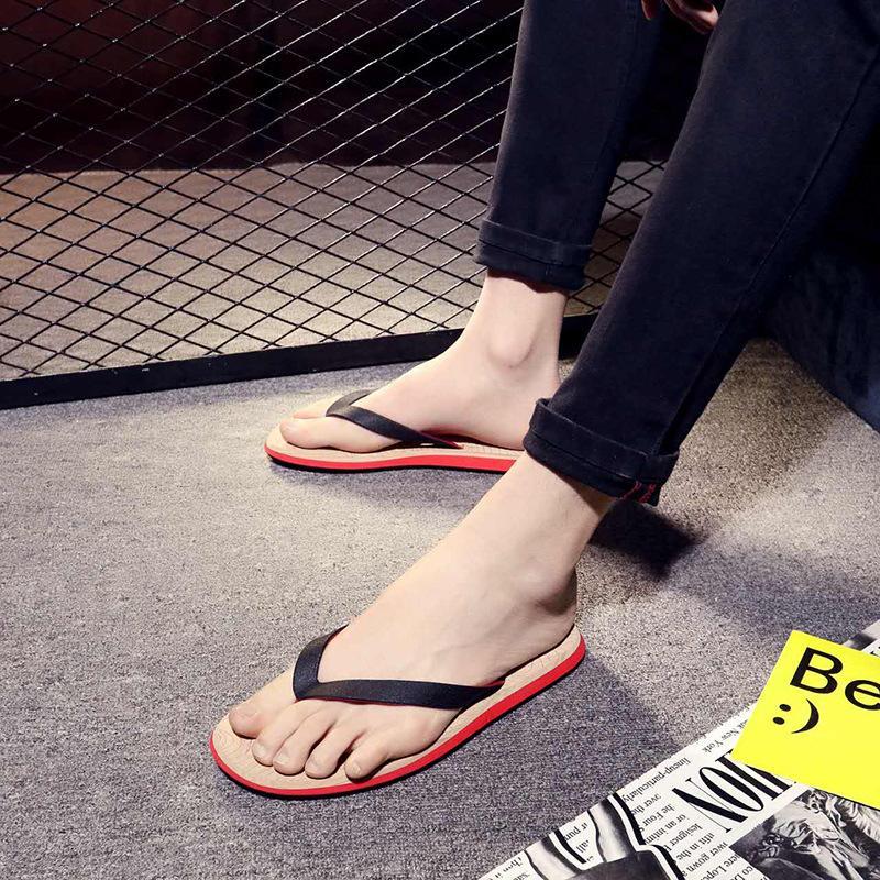 ecaf09f55330b Casual Fashion Simple Summer Men  s Comfort Beach Sandals   Slippers ...