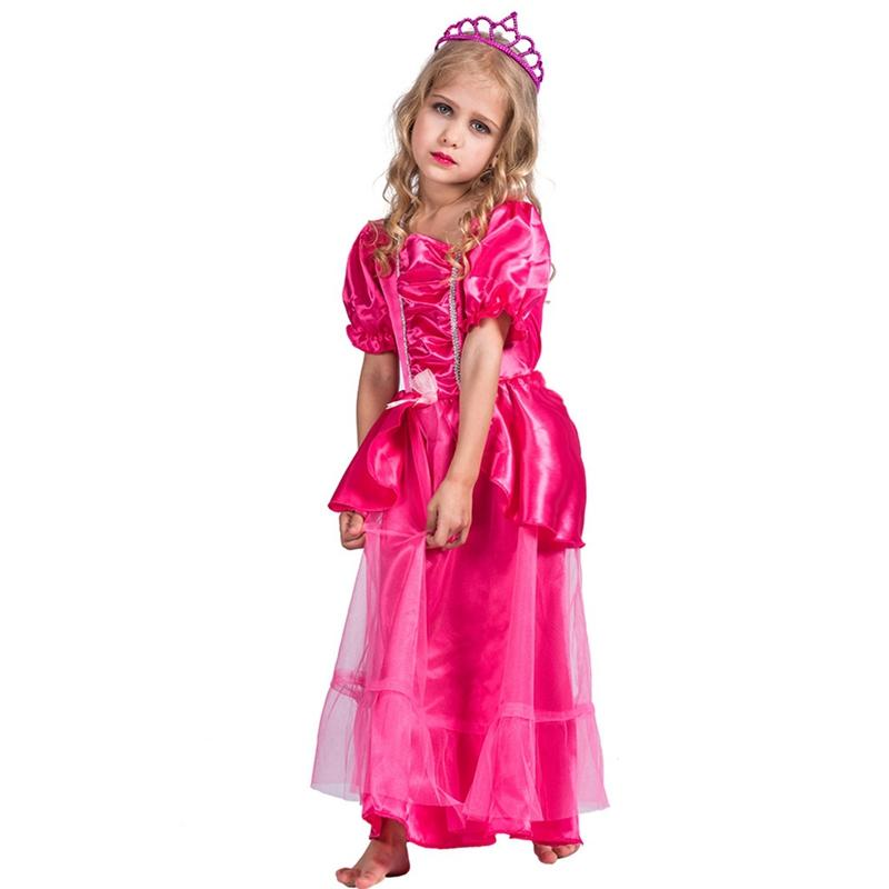 71573592e Childs Darling Princess Fancy Dress Costume Girls Pink Princess Outfit  Girls Costumes Cheap Girls Costumes Childs Darling Princess Fancy Dress  Online with ...