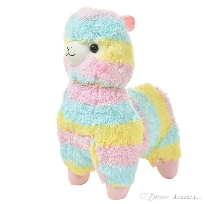 children gift hot selling Alpacasso Kawaii Alpaca Llama Arpakasso Soft Plush Toy Doll Gift OTH894