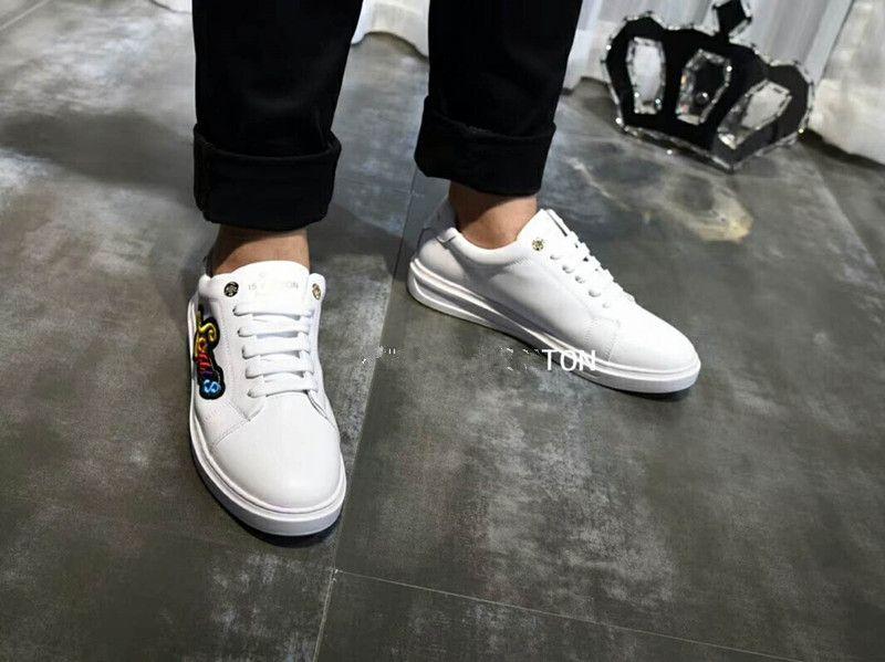 3a01bbcebe5d Designer Shoes NEW SPORT FASHION LUXURY DESIGN CASUAL SHOES MEN ...