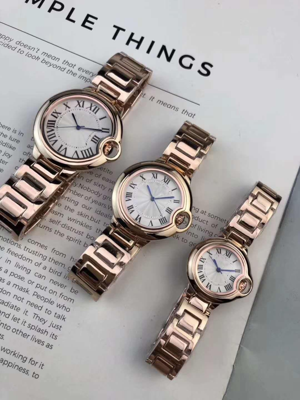 9bbbae79e8db Men S Watch Stainless Steel Belt Business Casual Waterproof Quartz Women S  Watch 28 35 42MM Couple Watches Watch On Sale Online Watch Sales From ...