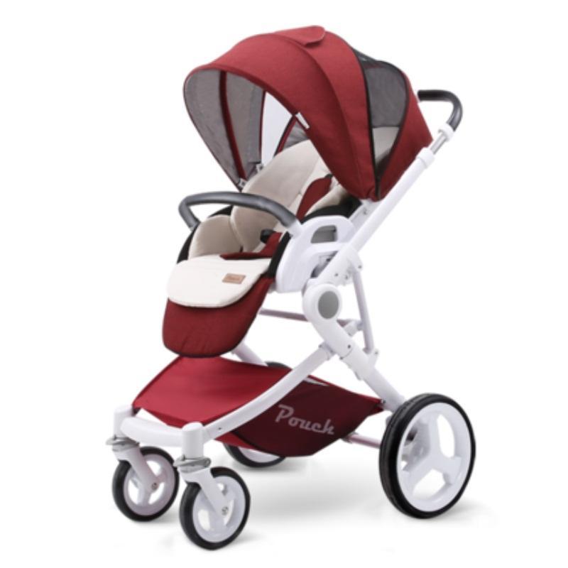 a4534f945 Compre Funda Para Niños Cochecito P37 Paisaje Alto Cochecito Para Niños  Kinderwagen Poussette Trono Para Bebés Cochecito Para Niños Para Bebé  Recién Nacido ...